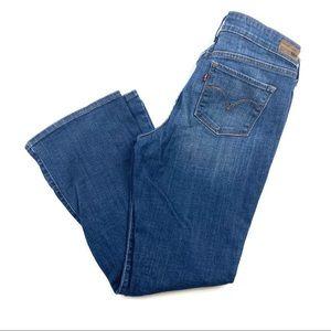 Levi's Women's Bootcut Jeans size 33x28